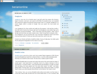 berianionline.blogspot.com screenshot