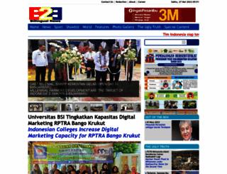 berita2bahasa.com screenshot