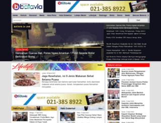 beritabatavia.com screenshot