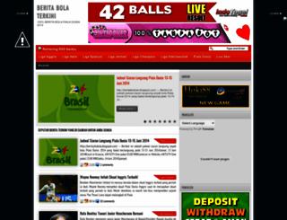 beritajitubola.blogspot.com screenshot