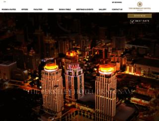 berkeleypratunam.com screenshot