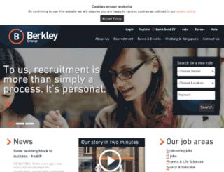 berkley.com.sg screenshot