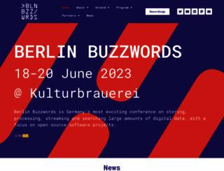 berlinbuzzwords.de screenshot