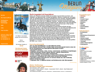 berlinmagazin.com screenshot