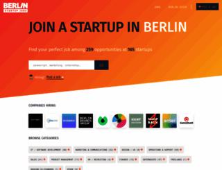 berlinstartupjobscom screenshot