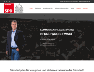 bernd-wroblewski.de screenshot