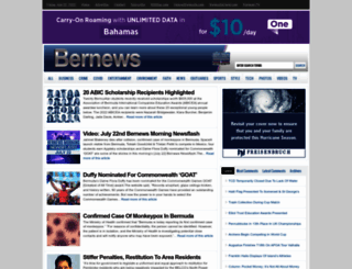 bernews.com screenshot