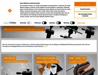 bernstein-werkzeuge.de screenshot