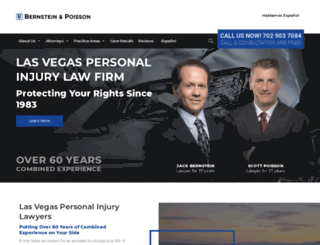 bernsteinslaw.com screenshot