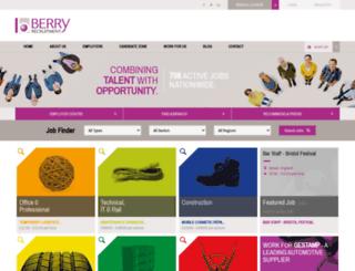 berryrecruitment.co.uk screenshot