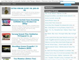 bersyariat.com screenshot