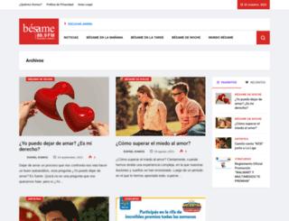 besame.co.cr screenshot
