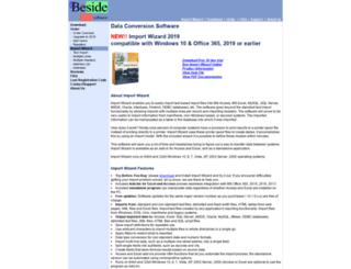 beside.com screenshot