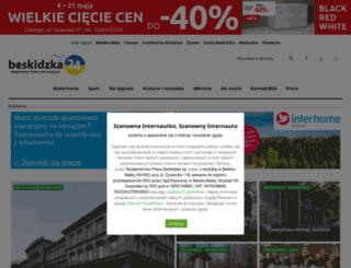 beskidzka.pl screenshot