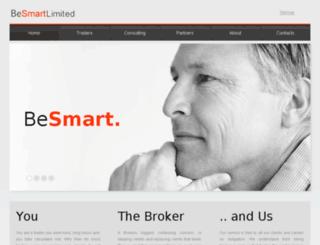 besmartlimited.com screenshot