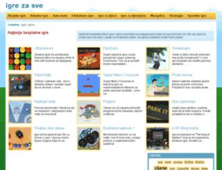 besplatne-igre.hr screenshot