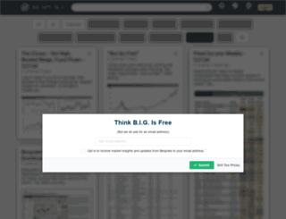 bespokeinvest.com screenshot