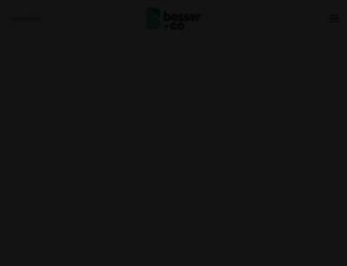 besserco.com.au screenshot
