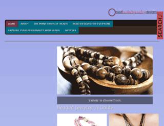 best-beaded-jewelry-designs.com screenshot