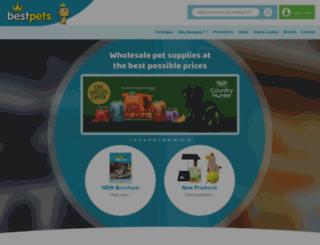 best-pets.co.uk screenshot