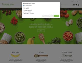 best-prices.thrivelife.com screenshot