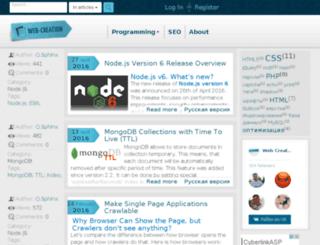 best-web-creation.com screenshot