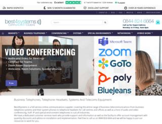 best4systems.co.uk screenshot