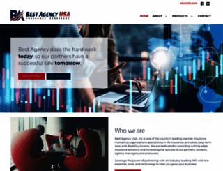 bestagency.com screenshot