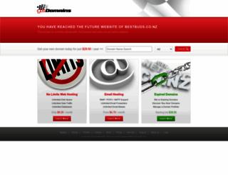 bestbuds.co.nz screenshot