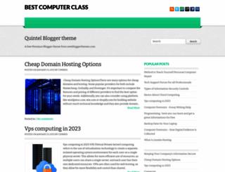 bestcomputerclass.blogspot.com screenshot