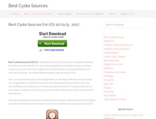 bestcydiasources.com screenshot