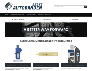 besteautobanden.nl screenshot
