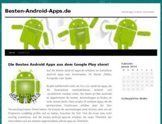 besten-android-apps.de screenshot