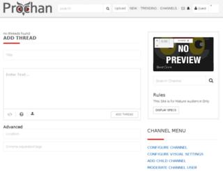 bestgore.prochan.com screenshot