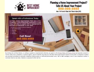 besthomeimprovementexperts.com screenshot