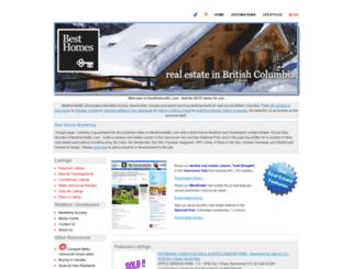 besthomesbc.com screenshot