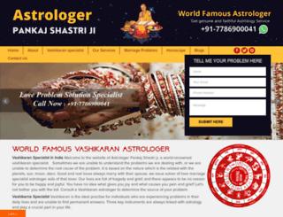 bestindianastrologer.com screenshot