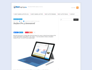 bestlaptop.org screenshot