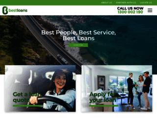 bestloans.com.au screenshot