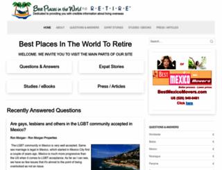 bestplacesintheworldtoretire.com screenshot