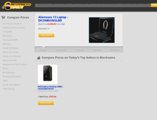 bestpricesdaily.net screenshot