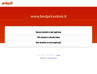 bestpricestore.it screenshot