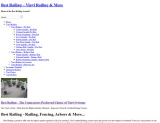 bestrailing.com screenshot