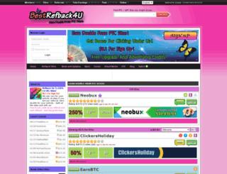 bestrefback4u.com screenshot