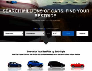 bestride.com screenshot