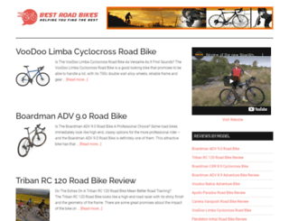 bestroadbikes.org.uk screenshot
