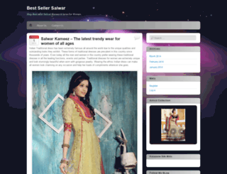 bestsellersalwar.wordpress.com screenshot
