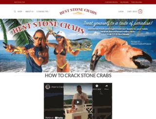 beststonecrabs.com screenshot