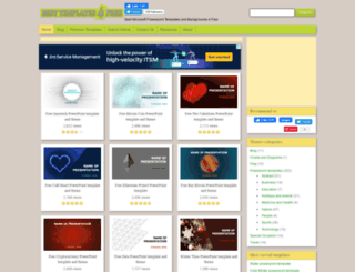 besttemplates4free.com screenshot