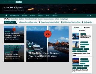 besttourspots.com screenshot